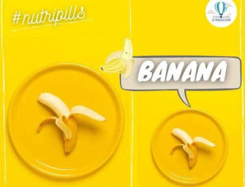 Nutripills #9: la banana
