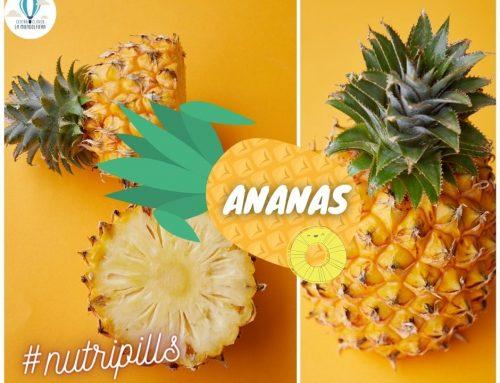 Nutripills #13: l'ananas