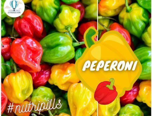 Nutripills #11: i peperoni