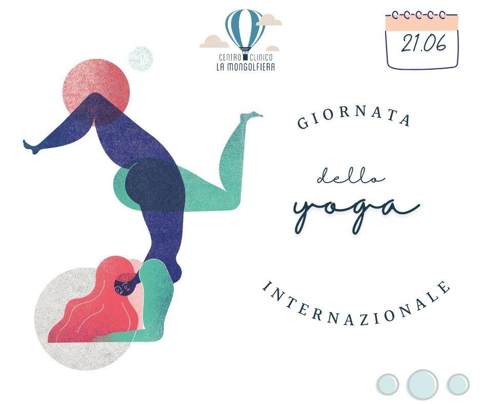21 Giugno: Giornata Internazionale dello Yoga